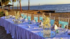 Bridal main table styling at Sheraton Fiji Resort by Paradise Bride Wedding Receptions, Fiji, Paradise, Table Decorations, Bride, Home Decor, Bridal, Wedding Bride, The Bride
