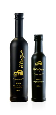 Botella Aceite de oliva Gourmet picual