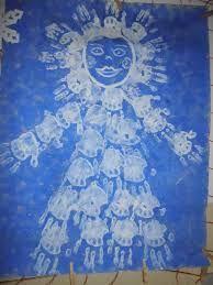 Výsledek obrázku pro pinterest zima výtvarka 4 Kids, Diy For Kids, Crafts For Kids, Children, Christmas Art Projects, Infancy, Winter Art, Fun Activities, Little Ones
