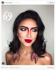 Makeup Artists Creates A Look For Every Zodiac Sign - Women.com