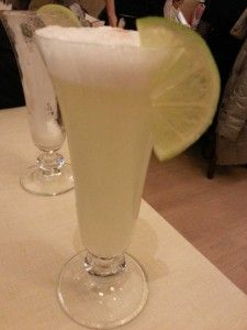 Desde el Restaurante Chincha De Madrid (Cocina autentica Peruana)