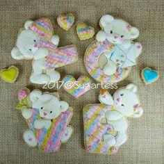 Sugartess - Love Bears Cookie Set