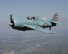 Grumman F4F Wildcat #aviation #aircraft #warbird #single #piston #fighter #usa