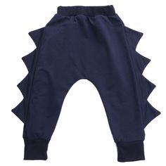 424dcab3e854ba Dinosaur Striped Pants - Munchkin Spot. Toddler ...