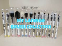 My Entire Laneige Brush Collection | The Beauty Breakdown