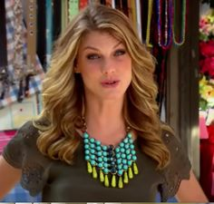 Project Runway All Stars. Project Runway, All Star, Turquoise Necklace, Crochet Necklace, Stars, Outfits, Fashion, Moda, Suits