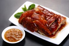 With juicy meat and shiny, crackly-crisp skin, classic Cantonese roast duck makes a show-stopping centerpiece for a holiday feast. Cantonese Roast Duck Recipe, Chinese Duck Recipe, Chinese Roast Duck, Cantonese Food, Chinese Food, Roasted Duck Recipes, Roasted Meat, Cooking Wine, Asian Cooking