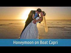 Honeymoon On Boat Capri