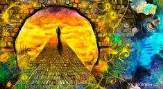 Prophetic Art, Nasa, Spirituality, Painting, Horoscope, Painting Art, Spiritual, Paintings, Painted Canvas