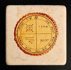 King Solomon Seals Jewelry   Amuleto Sellos Pentáculo de Salomón   Sigilli di Re Salomone   Pentacoli Pentacles Amulets - Solomon Seals