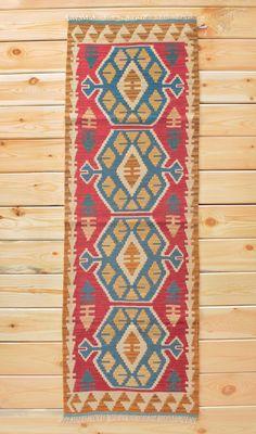 Turkish Rug Runner Kitchen Rug 2.16 x 6.29 ft Turkish Kilim Rug Runner Rug Bohemian Rug Kilim Ottoman Home Decor Wool Rug Hallway Decor Rugs by Rugsnrunners on Etsy