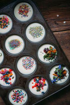 // funfetti cupcakes