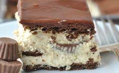 Our Gourmet Recipes: No Bake Peanut Butter Eclair Cake