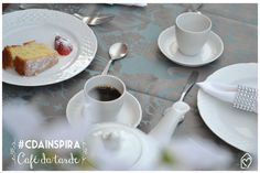 Mini editorial: café da tarde