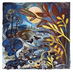 Art by Mark Hearld
