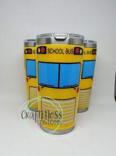 Vinyl Tumblers, Glitter Tumblers, Glitter Cups, Custom Tumblers, Teacher Appreciation Gifts, Teacher Gifts, Cup Crafts, Stainless Steel Cups, Cute Cups