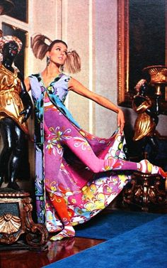 9d49c1b177efe Emilio Pucci - TIQ (Dutch) magazine November 1966 | The House of Beccaria  70s