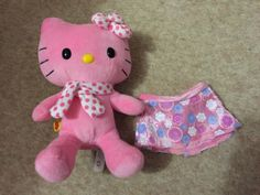 Build a bear #hello #kitty #buddy,  View more on the LINK: http://www.zeppy.io/product/gb/2/141792675946/