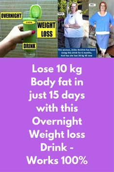 Lose 10 kg Body fat in just 15 days with this Overnight Weight loss Drink - Works 100% Are you tired of Going to Gym, Taking Weight Loss Pills, diet Supplements and tread-mill exercise but still not able to Lose weight and burn fat ? It's a question people are asking everyday, How to lose weight fast and that too with out doing exercise? Here, I have shared a very simple and effective …
