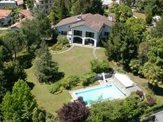 Charming Country Houses with pool near Lake Maggiore