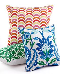 Go bright for Cinco de Mayo! Nostalgia Home Bedding BUY NOW!