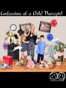 Confessions of a Child Therapist - she has parenting struggles too!