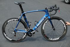 Pro Bike Gallery: Tom Boonen's Limited Edition S-Works Venge - VeloNews.com