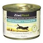 ZiwiPeak Fish & Venison Daily-Cat Cuisine 12/6.5 oz