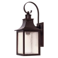 Hester Outdoor Wall Lantern at Joss & Main