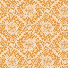 Camelot Cottons House Designer - Mint to Be - Rococo in Orange for somebody who loves orange?
