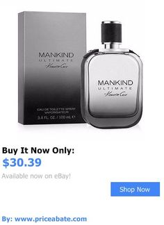 Men Fragrance: Mankind Ultimate Kenneth Cole Men 3.4 Oz 100 Ml *Eau De Toilette* Spray Sealed BUY IT NOW ONLY: $30.39 #priceabateMenFragrance OR #priceabate