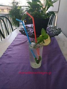 Mojito, Glass Vase, Decor, Decoration, Decorating, Deco, Embellishments