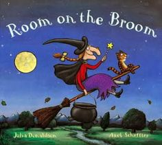 Chalk Talk: A Kindergarten Blog: Room on the Broom Activities