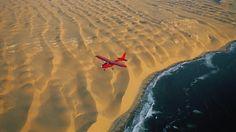 ВСЕ обо Всем!: Встреча двух стихий: пустыня Намиб и Атлантический...