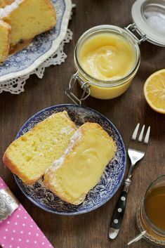 meyer citromos sütemény