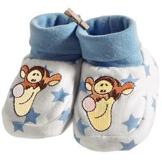 Hey There Tigger Booties £5.99