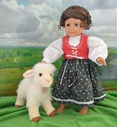 American Girl Doll Portrays Classic Story by SpecialFriendsByJudy, $70.00