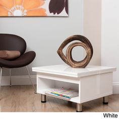 Juno Functional Multi-Shape Coffee Table   Overstock.com Shopping - Great Deals on Matrix Coffee, Sofa & End Tables