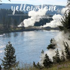 VISIT Yellowstone National Park: Dragon's Mouth Springs | Katie Kinsley