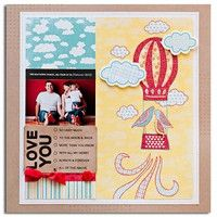A Project by mary_mac from our Scrapbooking Gallery originally submitted 03/03/10 at 12:17 PM