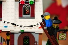 LEGO Winter Village Collection | Flickr - Photo Sharing!