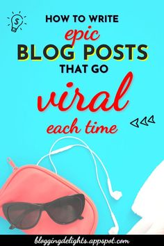 How To Write Epic Blog Posts That Go Viral Each Time ... Most essential elements you need to have to create viral blog posts … viral blog post , epic blog post , grow your blog traffic ... #viralblogpost #bloggingforbeginners #growyourblog #blogging #howtoblog #growyourblogtraffic #bloggingtips #blogging101 #bloggingdelights Blog Post Template, Becoming A Blogger, Essential Elements, Online Entrepreneur, Blogging For Beginners, Blog Tips, Posts, Create, Craft Business