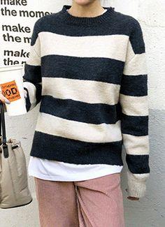 77사이즈 Men Sweater, Pullover, How To Make, Sweaters, Fashion, Moda, Fashion Styles, Men's Knits, Sweater
