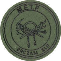 BRCZAM XLII- Brigada de Cazadores de Alta Montaña XLII
