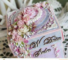 Peninia Art...: W różowych kolorach...