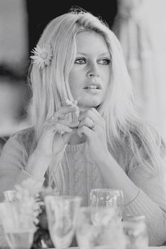 Brigitte Bardot photographed by Terry O'Neill