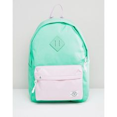 Parkland Bayside Jawbreaker Backpack ($42) ❤ liked on Polyvore featuring bags, backpacks, daypack bag, rucksack bags, backpack bags, green bag and knapsack bag