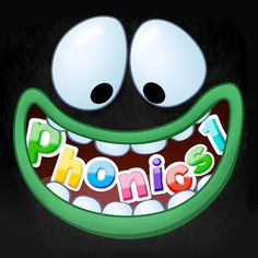 Hairy Phonics 1 for iPhone and iPad is a fantastic learning app for young children. It features 9 phonemes, letter tracing, and word building activities. Learning The Alphabet, Kids Learning, Free Math Apps, Blending Sounds, Word Building, Tracing Letters, Ios App, Phonics, Early Childhood