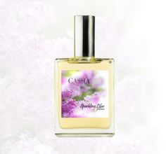 Oil Perfume Sparkling Lilac A Bright Citrus Floral Perfect for Springtime by CassiaAromatics on Etsy