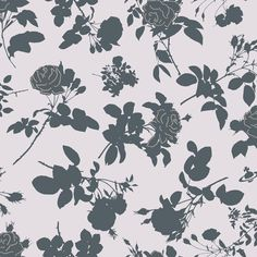 Vivienne Westwood - Absence of Rose Wallpaper | Houseology
